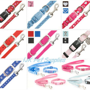 Puppy Collar & Lead Sets
