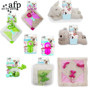 AFP Little Buddy Puppy Toys